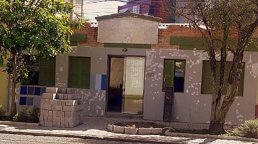 O Obst. vai funcionar neste imóvel, que já está em reforma, na Alameda Prudente de Moraes, centro de Curitiba.