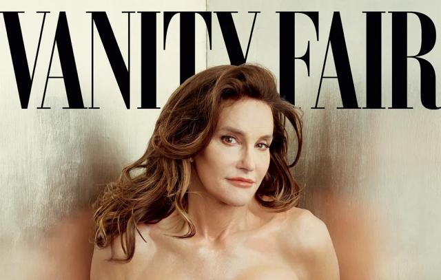 Caitlyn (Bruce) Jenner na capa da revista Vanity Fair