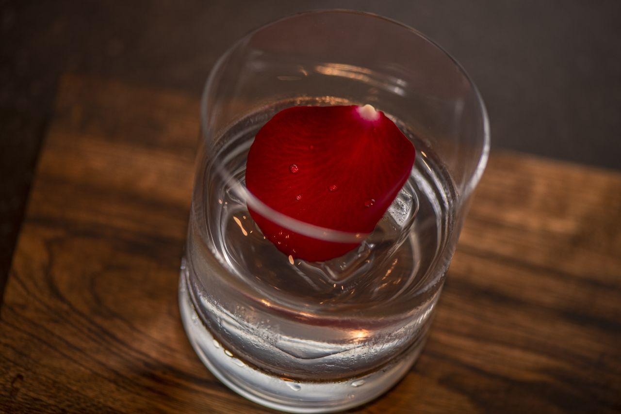 Drink que fará parte do cardápio do Obst.