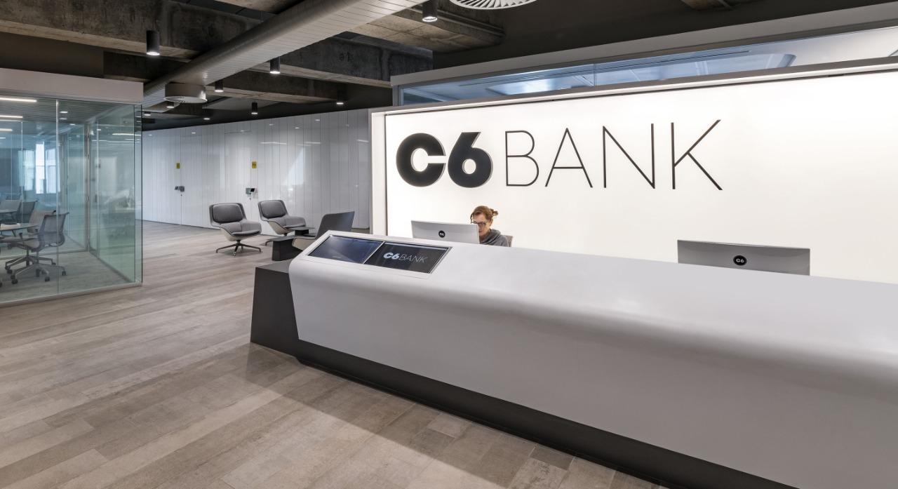 C6 Bank foi uma das startups de destaque do ano.