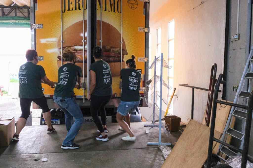 Grupo Madero Brasil: ajuda fundamental para a campanha