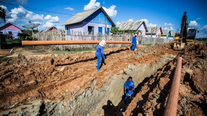 Saneamento: os municípios brasileiros que mais precisam de água e esgoto tratados