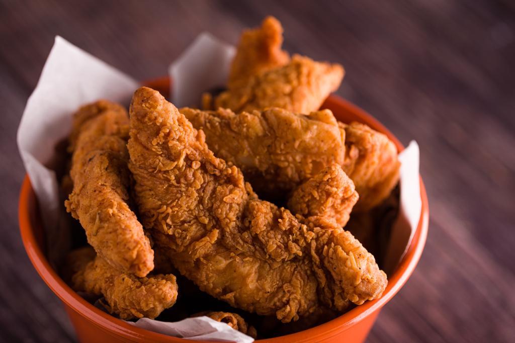 Frango frito é uma das opções do novo Madero Chicken. Foto: Guto Silva