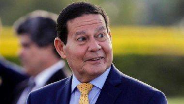 Mourão diz que reforma ministerial pode iniciar com troca no Itamaraty