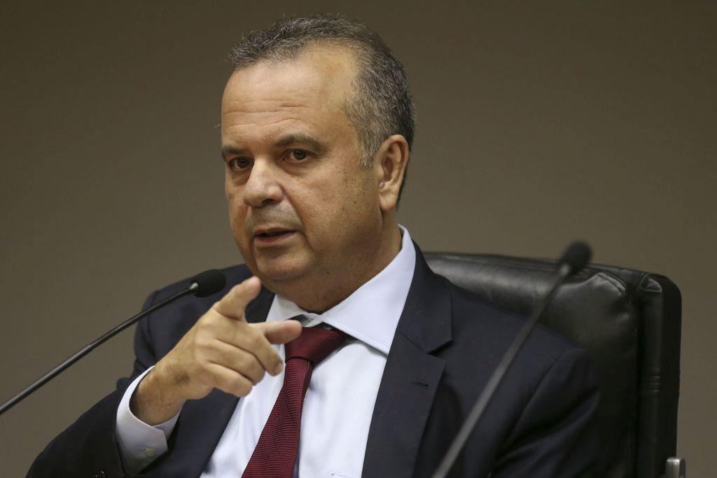 Rogério Marinho, ministro do Desenvolvimento Regional.