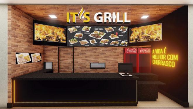 Investir em franquias pode ser escolha segura no ramo alimentício, por preservar qualidade de marcas como a It's Grill