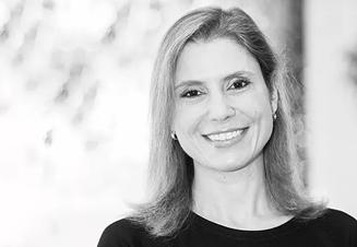 A economista Alexandra Strommer Godoi, autora do livro