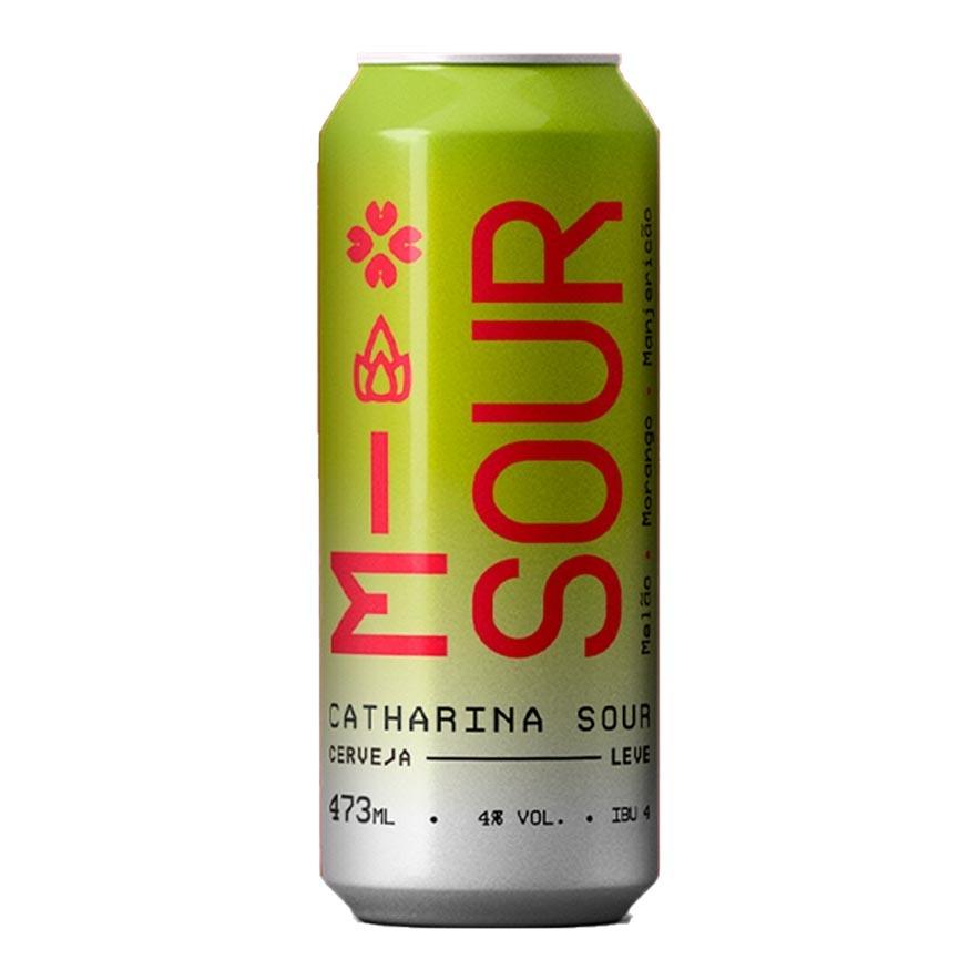 M-Sour é outra novidade do ano para as cervejas.