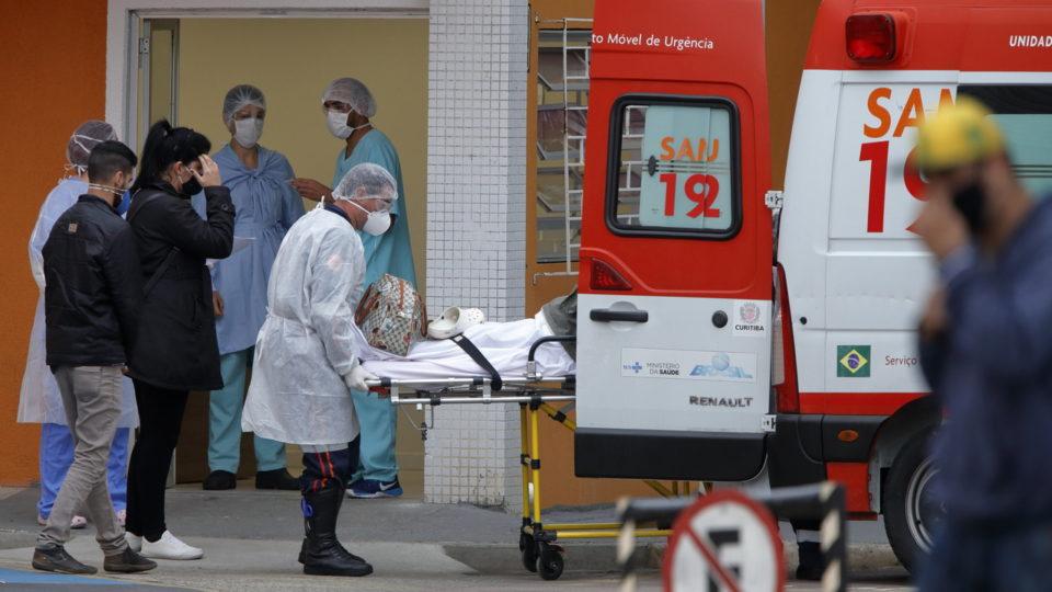 Brasil tem 1.214 mortes e 61.963 infectados pela Covid-19 nas últimas 24 horas