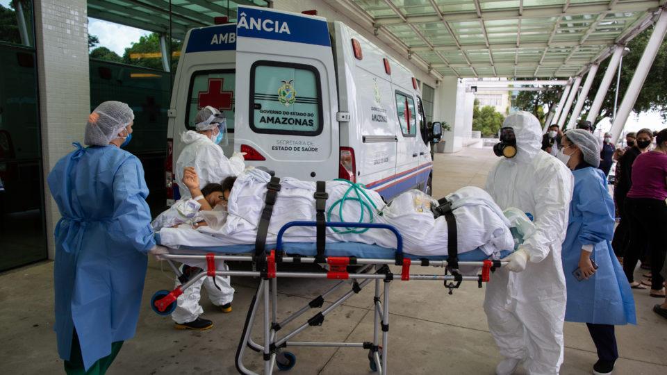 Aumento de casos em Manaus foi rápido e desconhecido, diz Pazuello