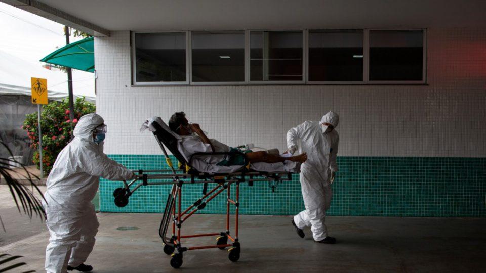 Brasil registra 1.151 mortes por Covid-19 em 24h e chega a 208.246 óbitos