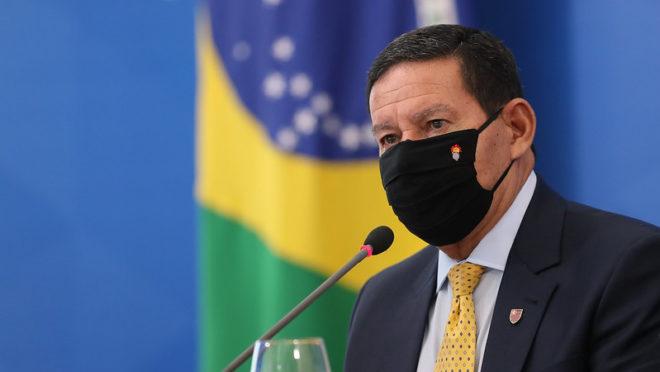 Davos: Mourão diz que sem setor privado será difícil preservar Amazônia