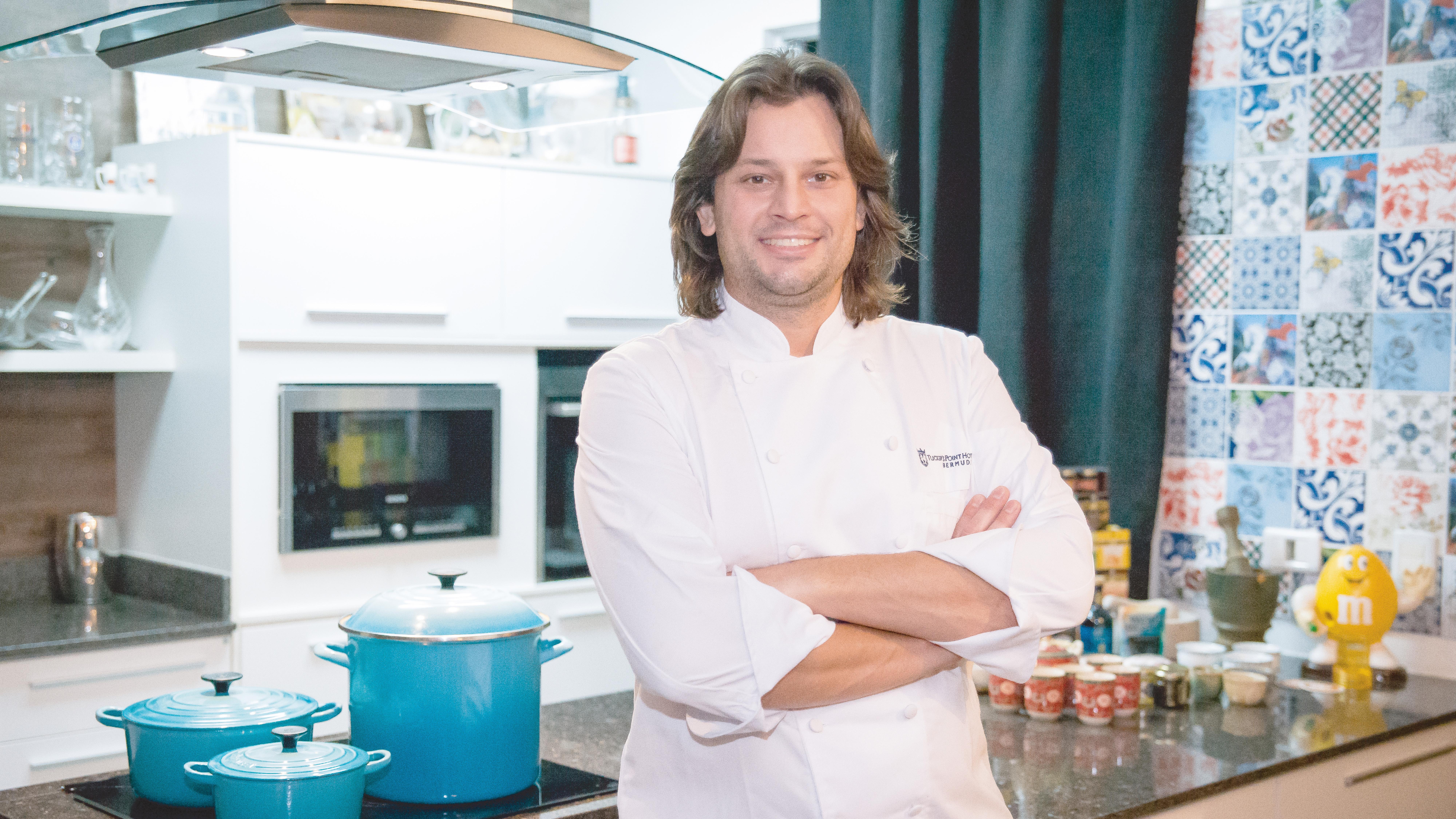 Chef Dudu Sperandio