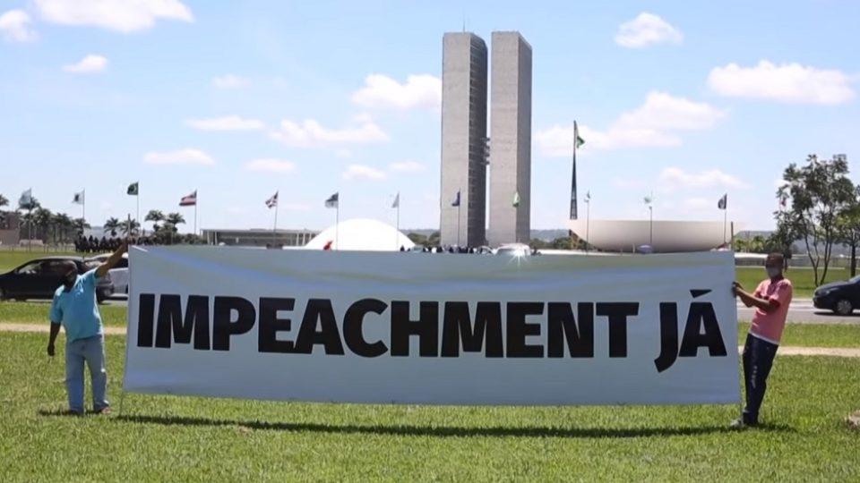 Grupos cristãos alinhados à esquerda pedem impeachment de Bolsonaro