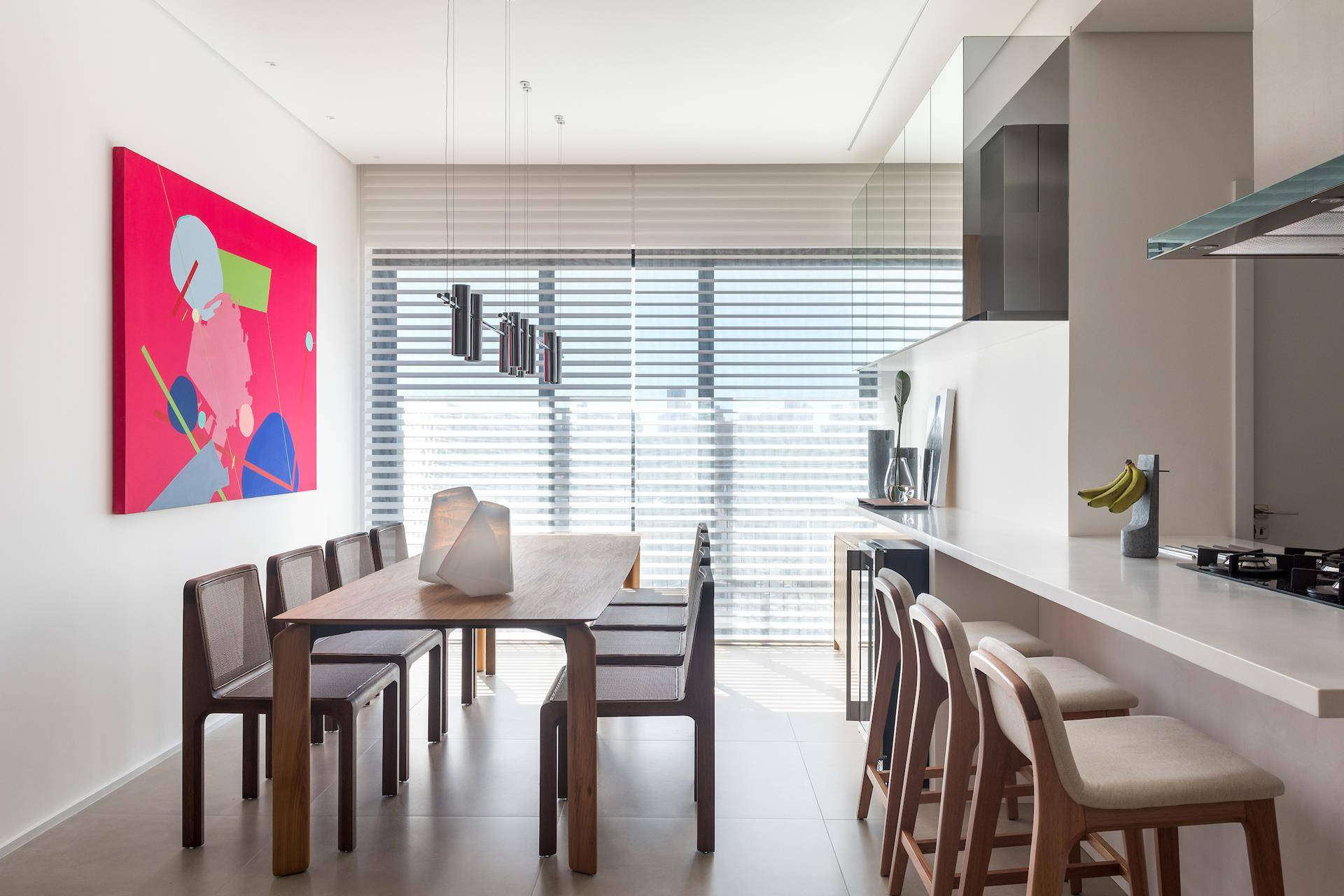 Apartamento Mármore, de Giuliano Marchiorato.