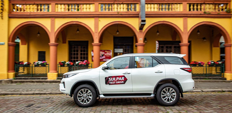 Toyota SW4 ganha maior potência e tecnologia de segurança para continuar líder entre os SUVs