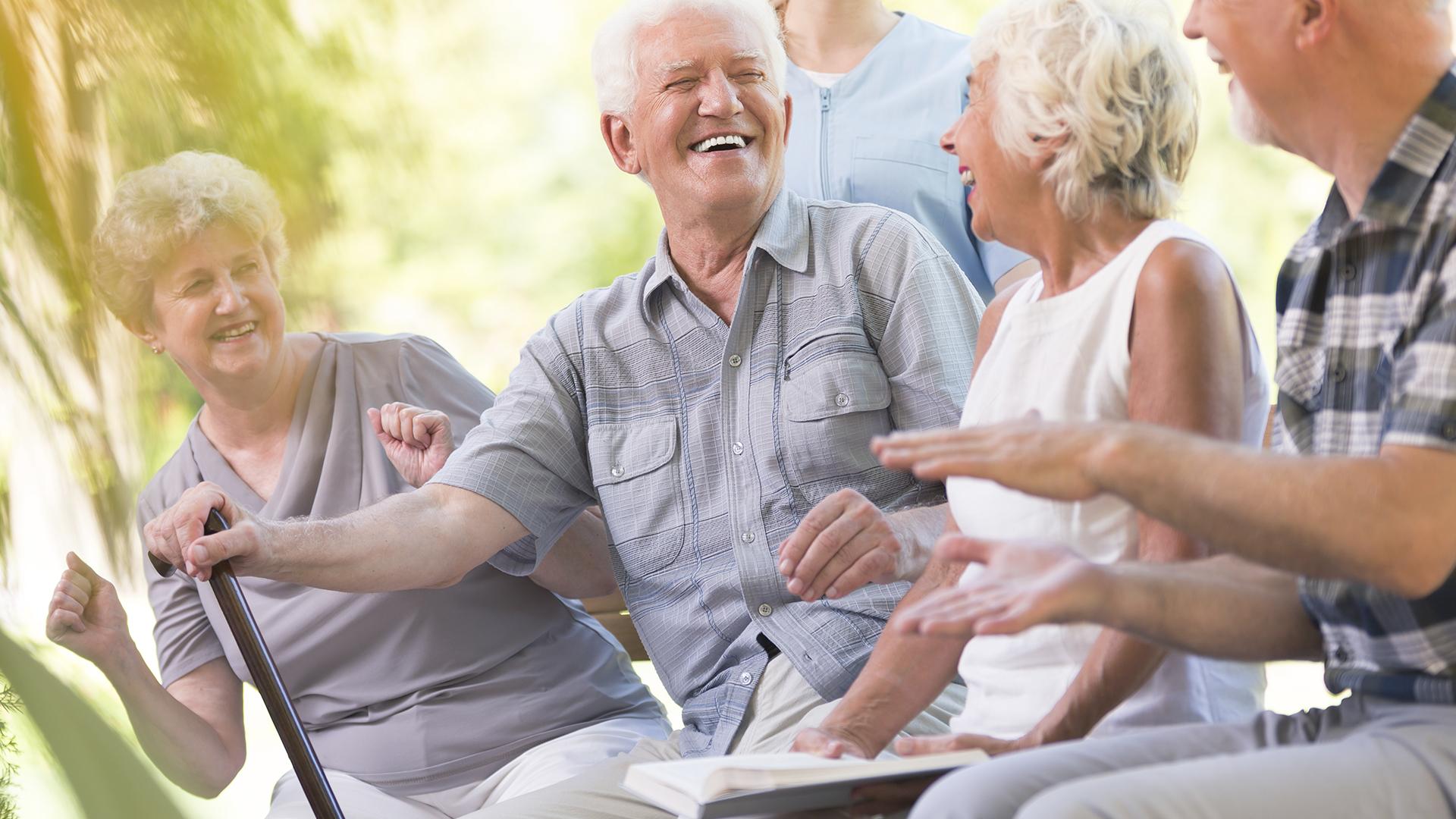 Residencial oferece uma série de atividades para promover a socialização entre os moradores.