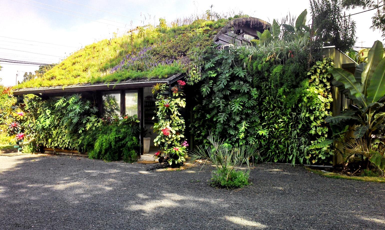 O escritório da Ecotelhado. Foto: Divulgação.