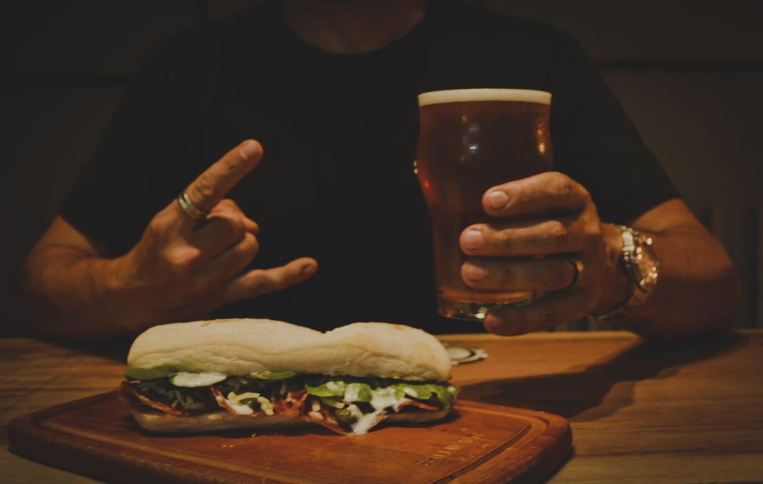 Giro Gastronômico: Sanduíche artesanal
