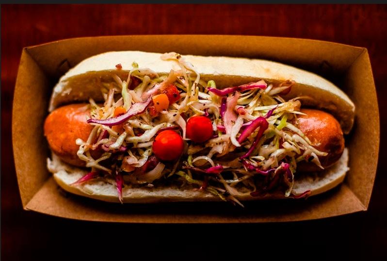 Giro Gastronômico: Choripan vegano