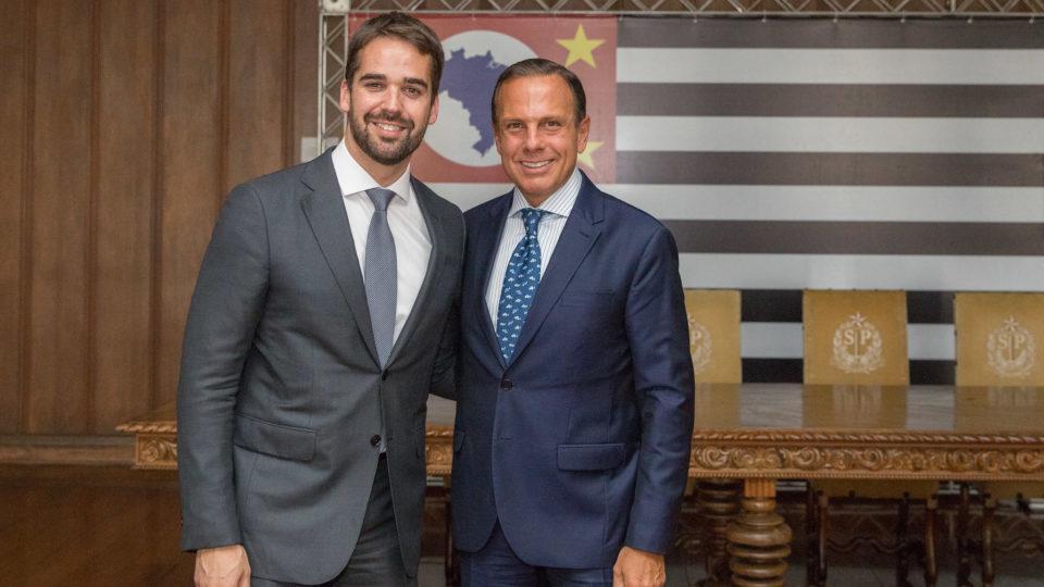 """Doria tenta mandar no PSDB, mas """"cria"""" outro presidenciável no partido"""