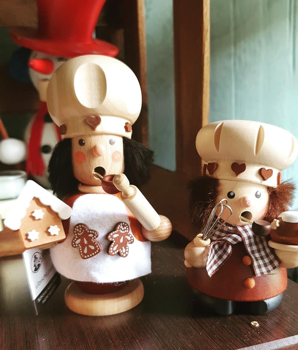 Boneco quebra-nozes é vendido em diferentes versões.