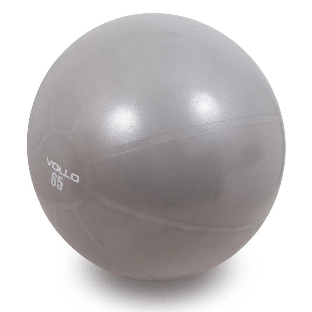 Academia em casa: bola de pilates