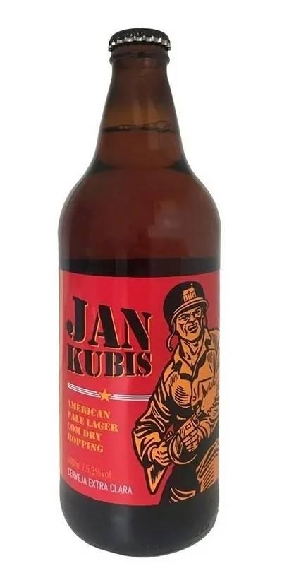 Cerveja Jan Kubis