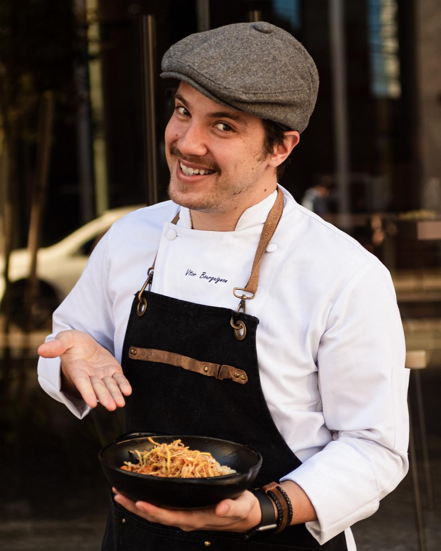 O Strô é o terceiro empreendimento gastronômico de Vitor. Foto: Divulgação