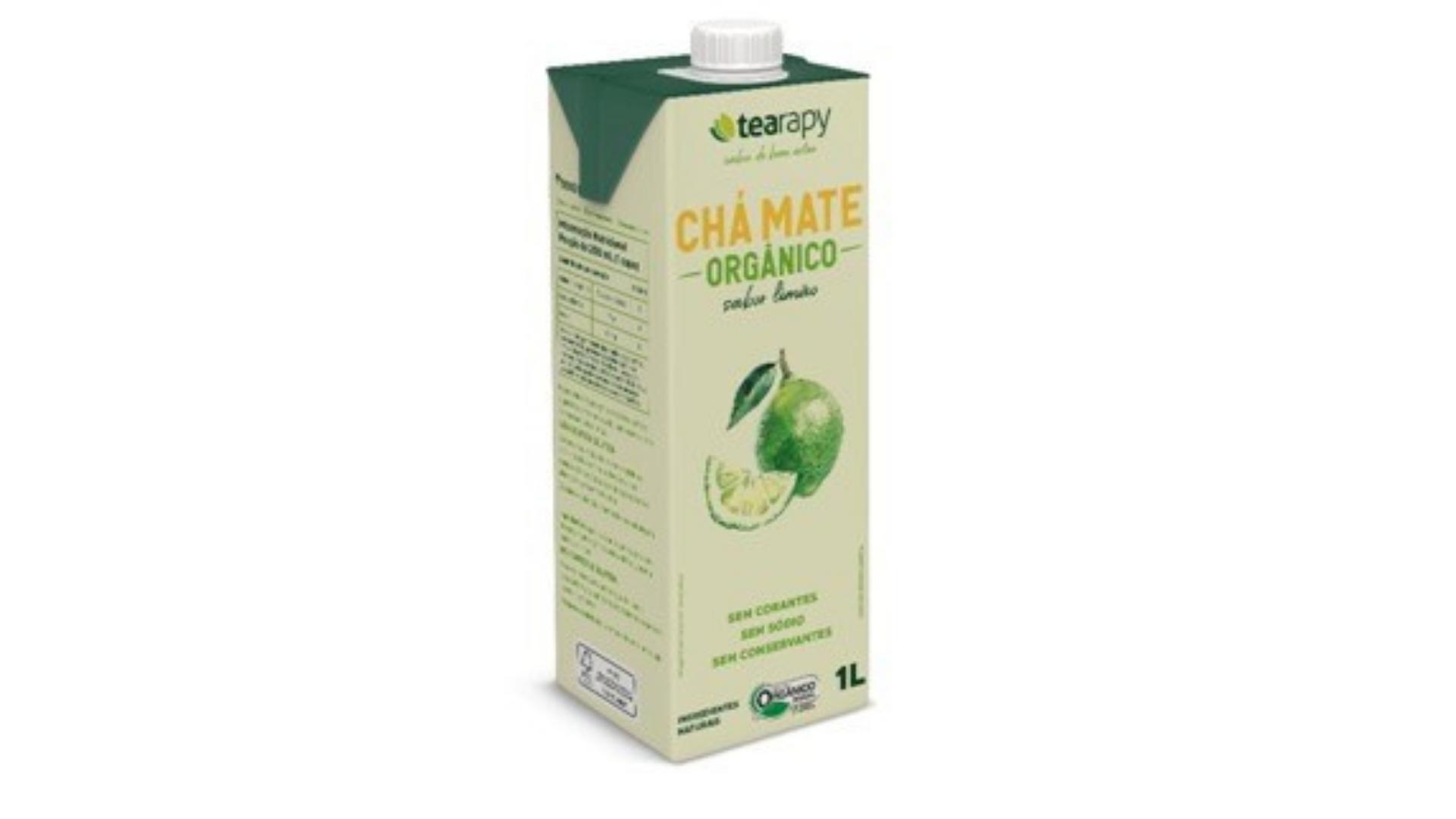 Bebibas: Chá orgânico