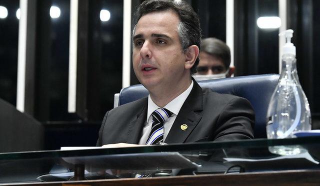 Pacheco define regras para reunião semipresencial da CPI da Covid