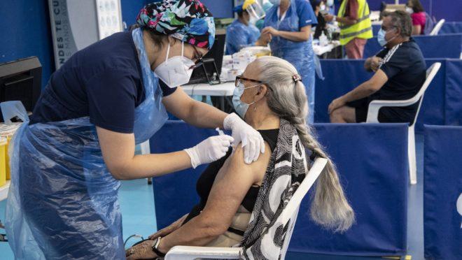 chile vacinação covid