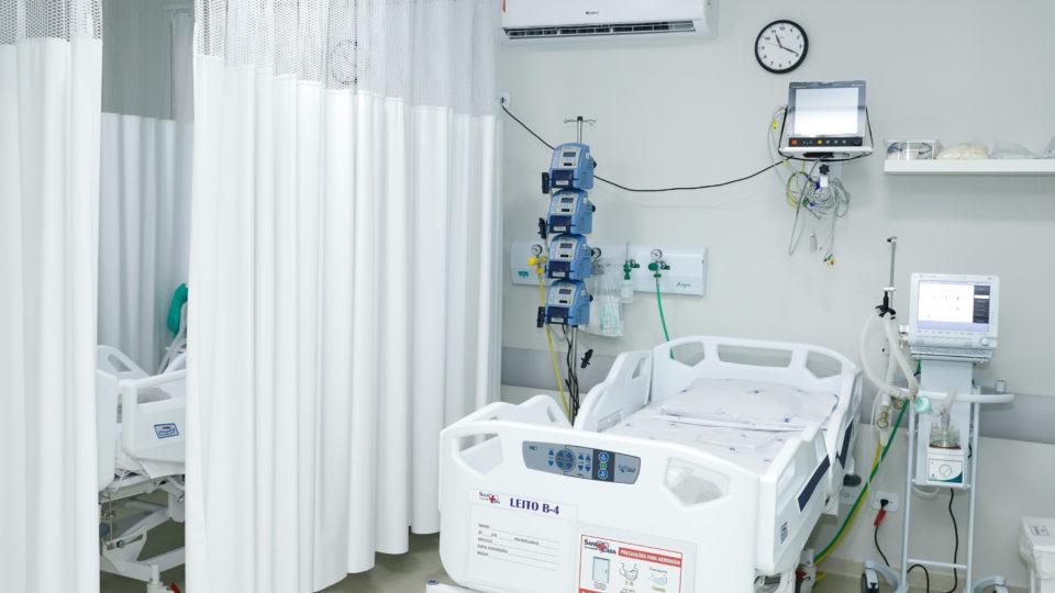 Santa Catarina vai transferir pacientes com Covid-19 para o Espírito Santo