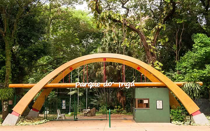 Empreendimento ficará próximo ao Parque do Ingá. Foto: Enjoy Maringá.