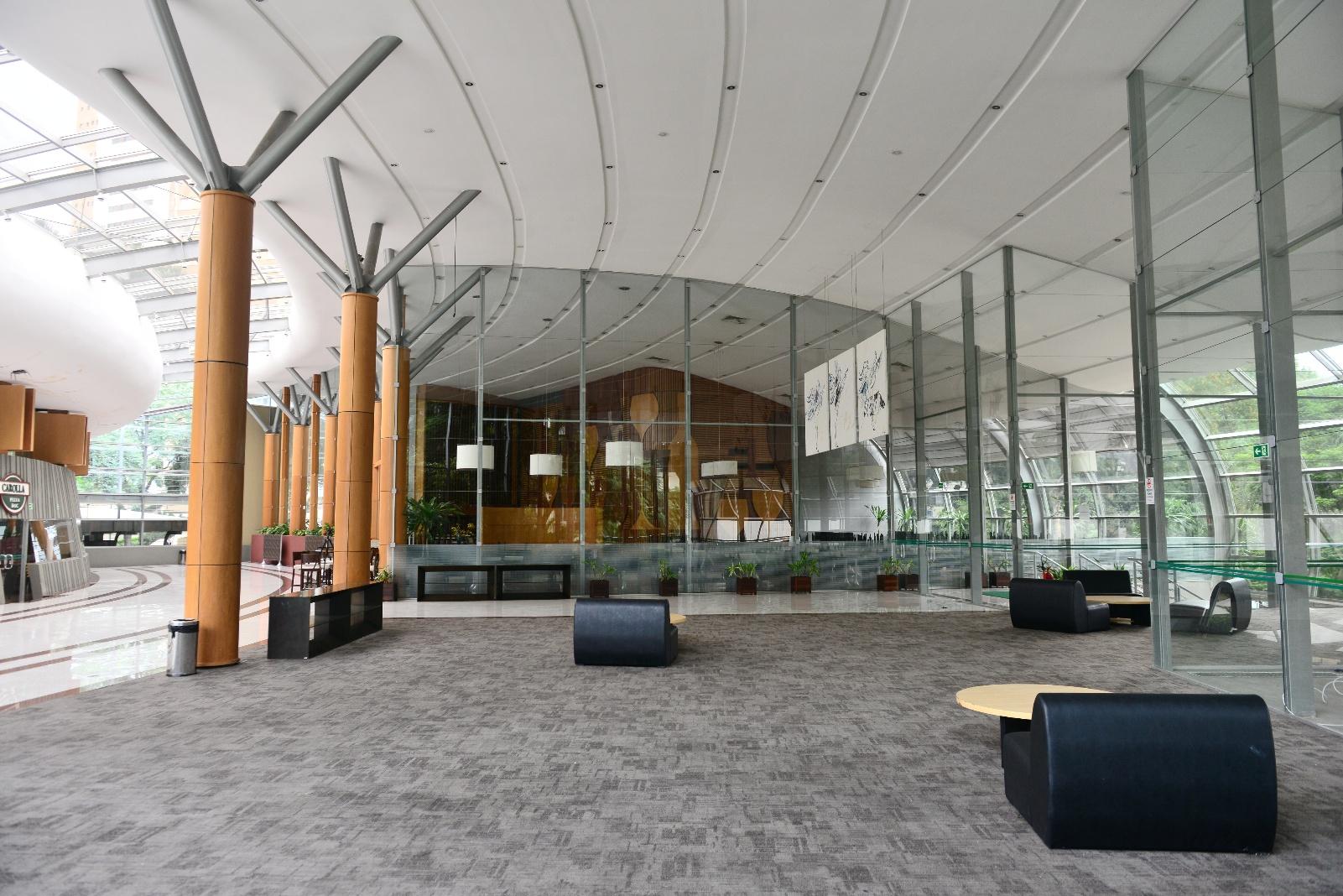Centro de integração do Clube Curitibano, no Água Verde, vai passar por revitalização.