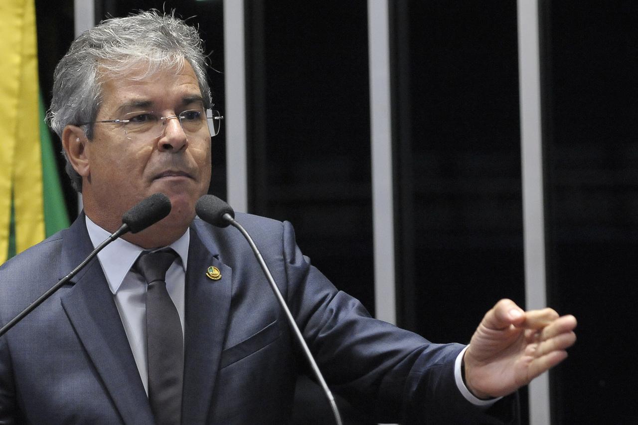 O ex-senador Jorge Viana (PT-AC).  Foto: Pedro França/Agência Senado