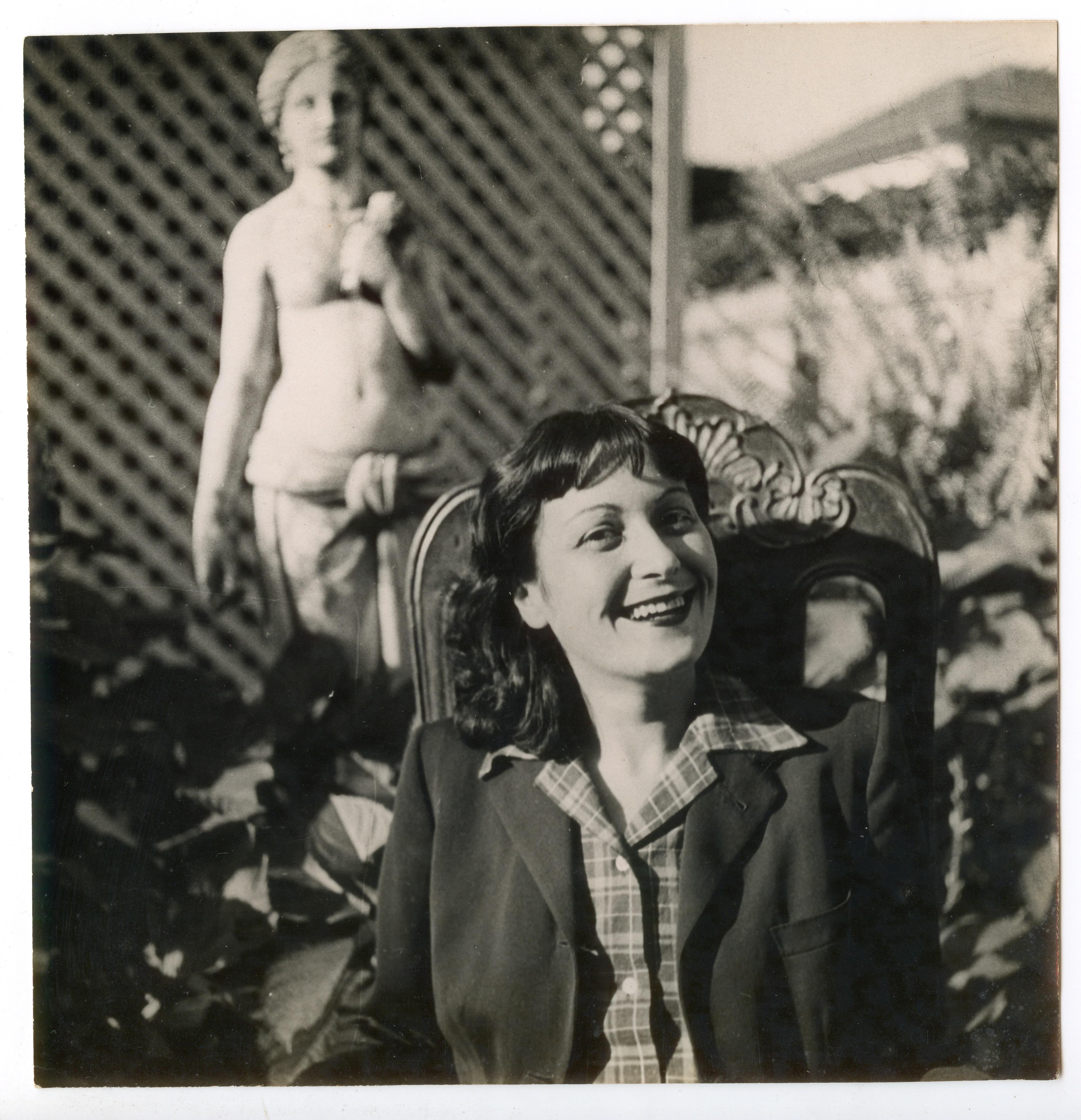 Fotografia feita em 1947 por Pietro Bardi.