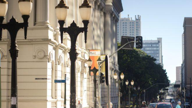Curitiba está entre as 21 comunidades mais inteligentes do mundo, segundo fórum internacional.