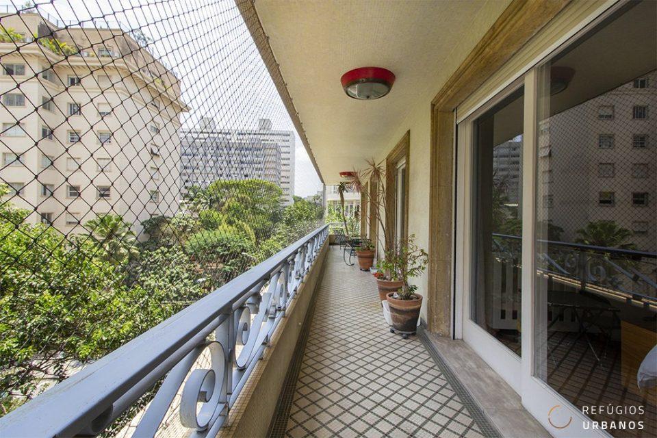 Apartamento no Edifício Cinderela, de Artacho Jurado. Foto: Refúgios Urbanos