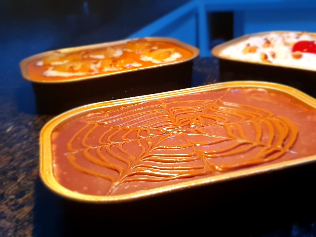 A Torta Alfajor fica pronta em apenas 15 segundo no micro-ondas. Foto: Divulgação/Terrazza 40