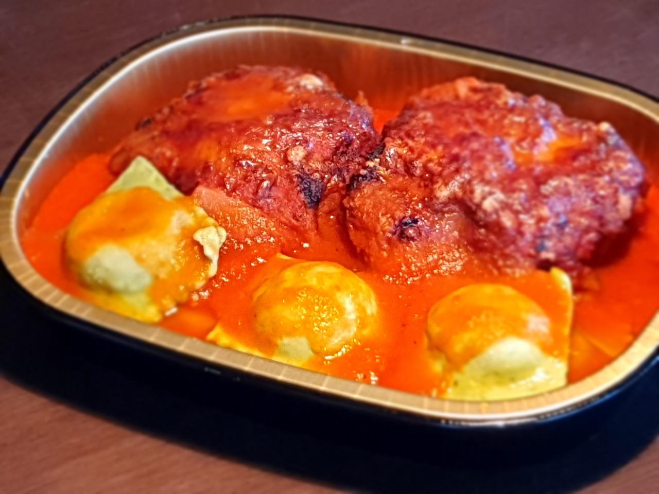 Congelados Terrazza 40, pratos prontos para ir ao forno ou ao micro-ondas.