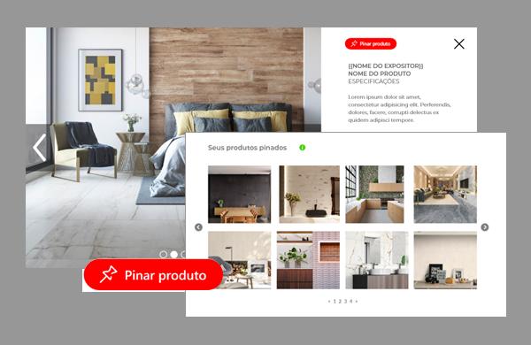 Visitantes poderão selecionar seus lançamentos favoritos e criar boards particulares.