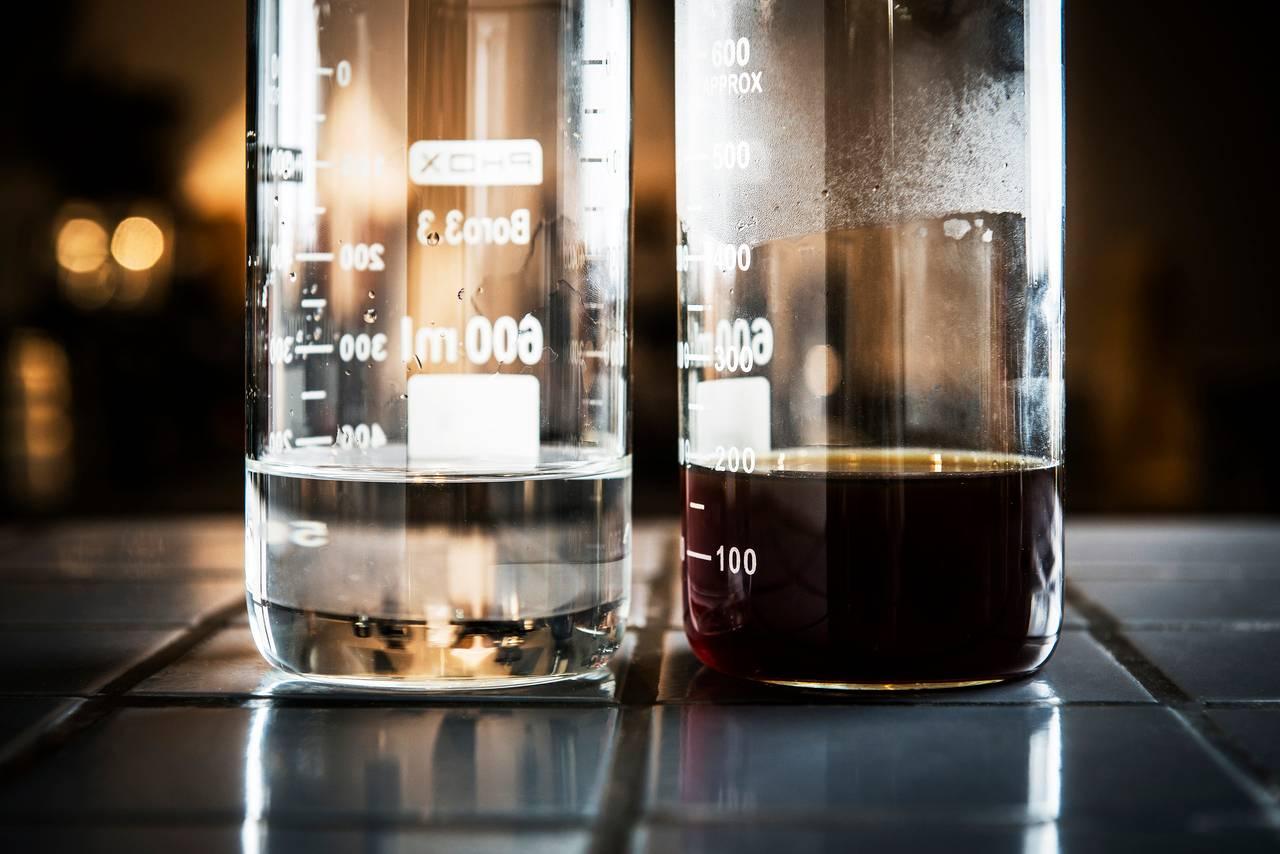 A lógica da qualidade da água para a preparação do café se mantém, independentemente da cafeteira utilizada. Foto: Letícia Akemi
