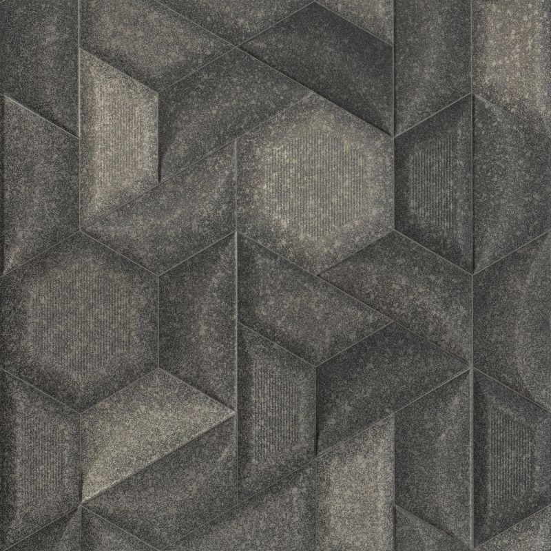 Padrão Trapez, da coleção Urbanite por Eliane.