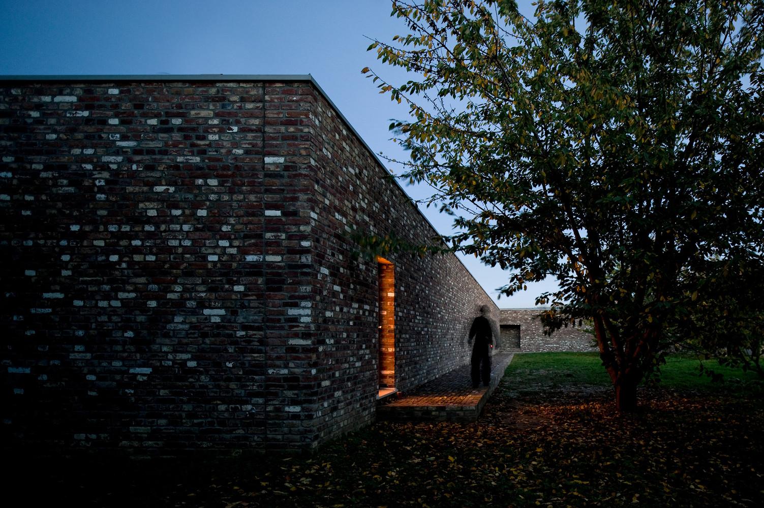 Insel Hombroich Museum, de 2009.