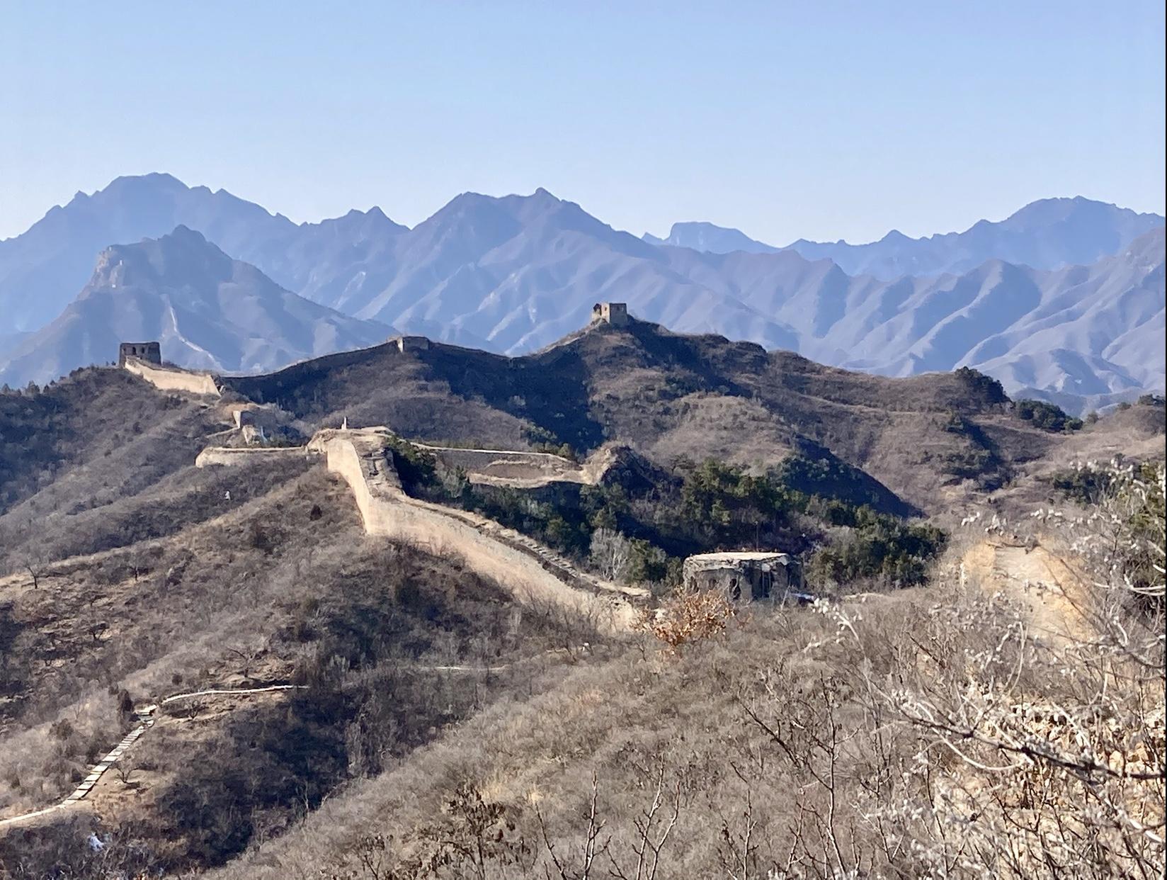 Grande Muralha da China, cartão postal e uma das 7 Maravilhas do Mundo construídas pelo homem