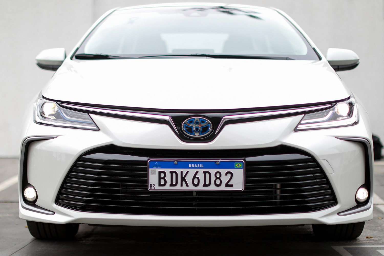 Toyota Corolla nova geração