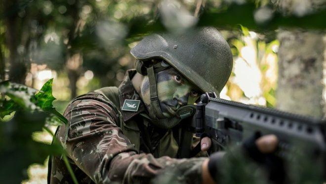 Exército abre concurso com 1,1 mil vagas de nível médio