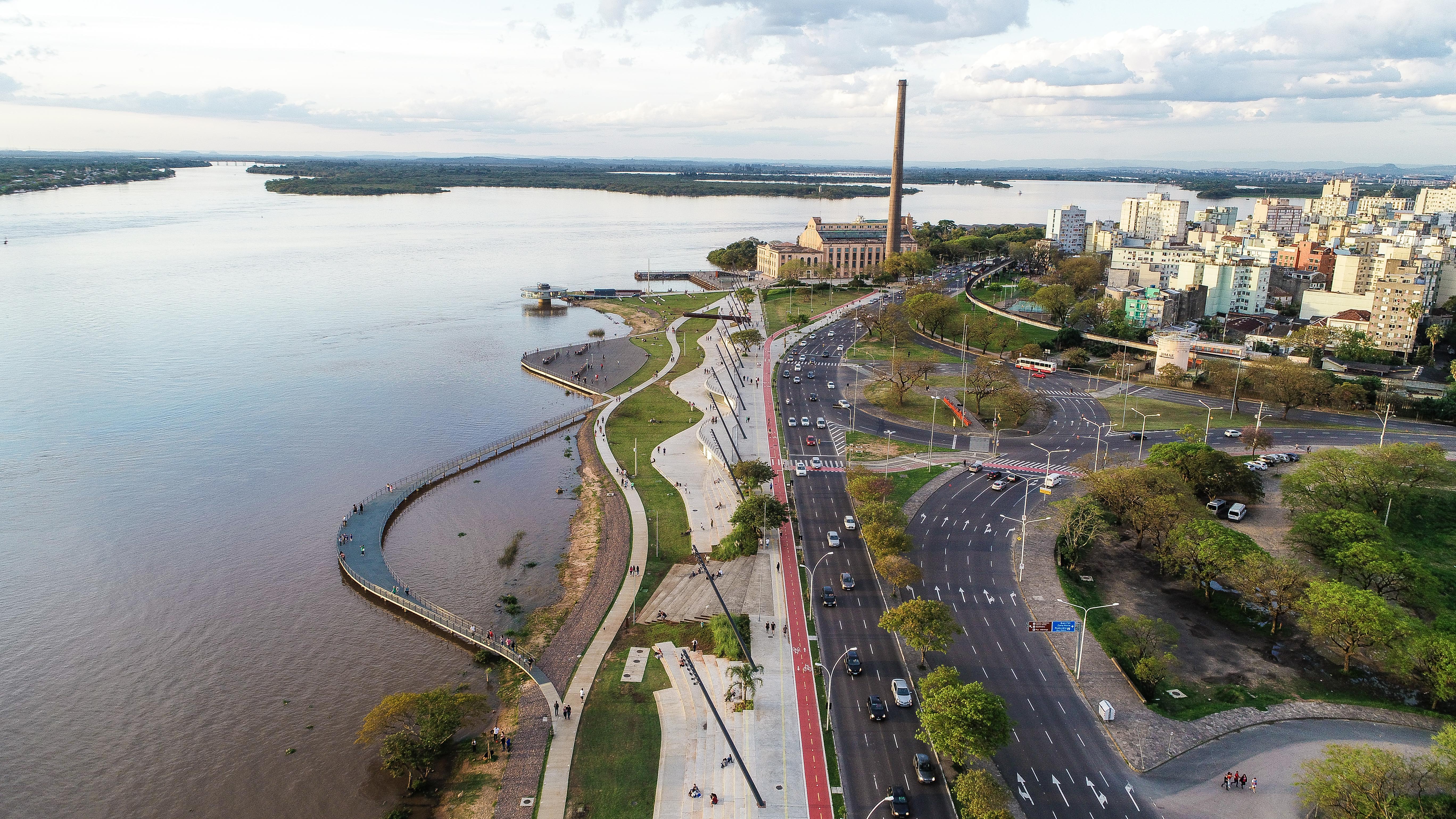 Parque Urbano da Orla do Guaíba