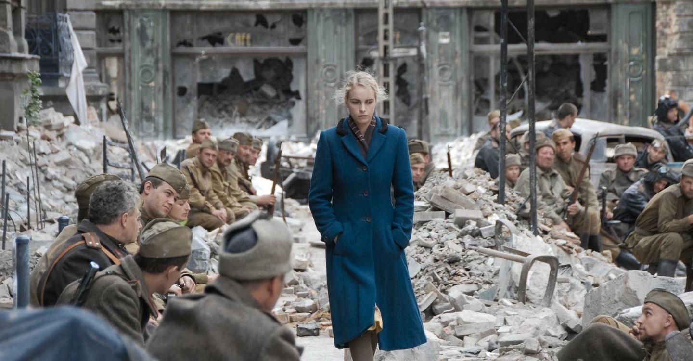 """Cena do filme """"Uma Mulher em Berlim"""""""